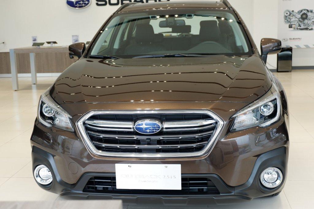 Subaru Outback Eyesight