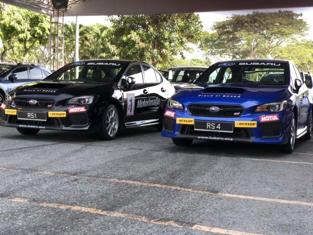 Xe Subaru Wrx Sti