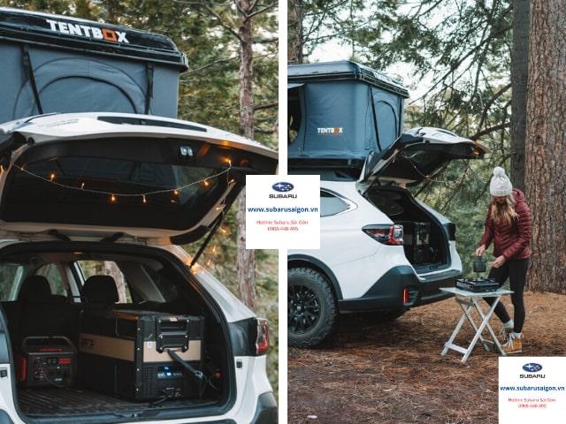 Subaru Outback 2021 giá bao nhiêu